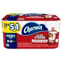 72 Count Charmin Toilet Paper + $10 GC