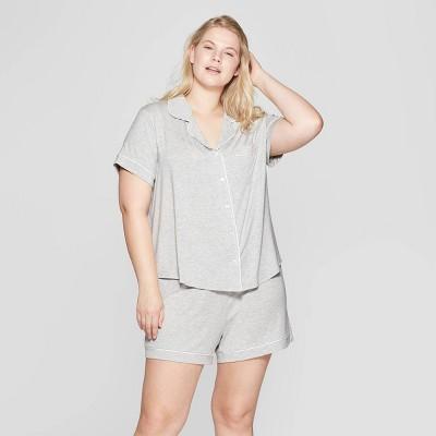 18673a0d82 Women s Plus Size Pajamas   Target