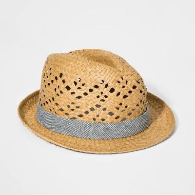 Cat /& Jack Boys Hat /& Glove Set Black /& Blue Size 2-5T