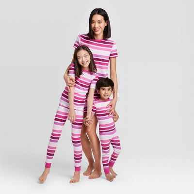 XMAS PJs Family Matching Men Women Kids Christmas Pyjamas Nightwear Pajamas Set