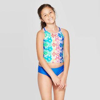 5c041a1642f Cat & Jack : Girls' Swimsuits : Target