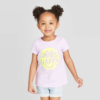 Toddler Girl Baby Striped Top T-Shirt Beach Shorts Casual Wear Vacation Cool Kid