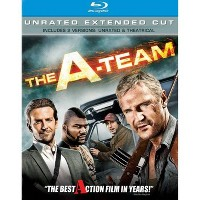 Target.com deals on The A-Team Blu-ray
