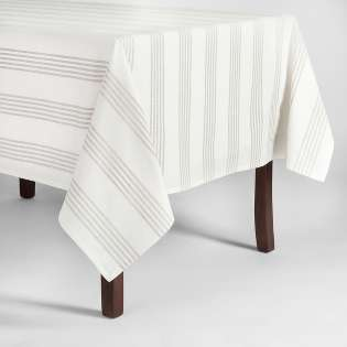 Off White Tablecloths Target