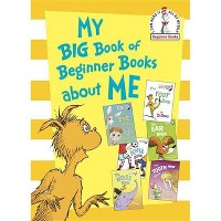 Dr. Seuss My Big Book of Beginner Books About Me Hardcover
