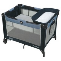 Deals on Graco Pack n Play Simple Solutions Portable Playard