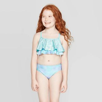 85333e56 Girls' Swimsuits : Target