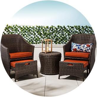 patio furniture target rh intl target com patio furniture small sectional patio furniture small side tables