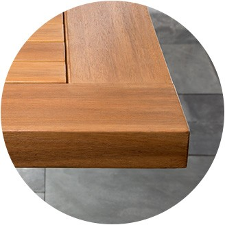 Wood Patio Furniture patio furniture : target