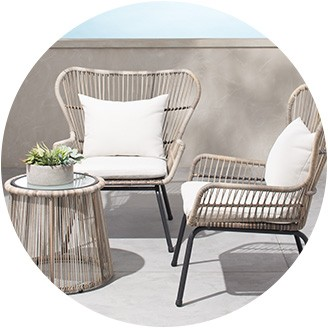 Patio Furniture · Dining Sets · Conversation Sets ...