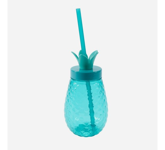 Blue Silicone Sten Pineapple Cup - Spritz™