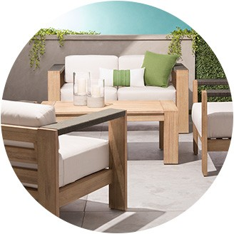 Colored Wood Patio Furniture patio furniture : target