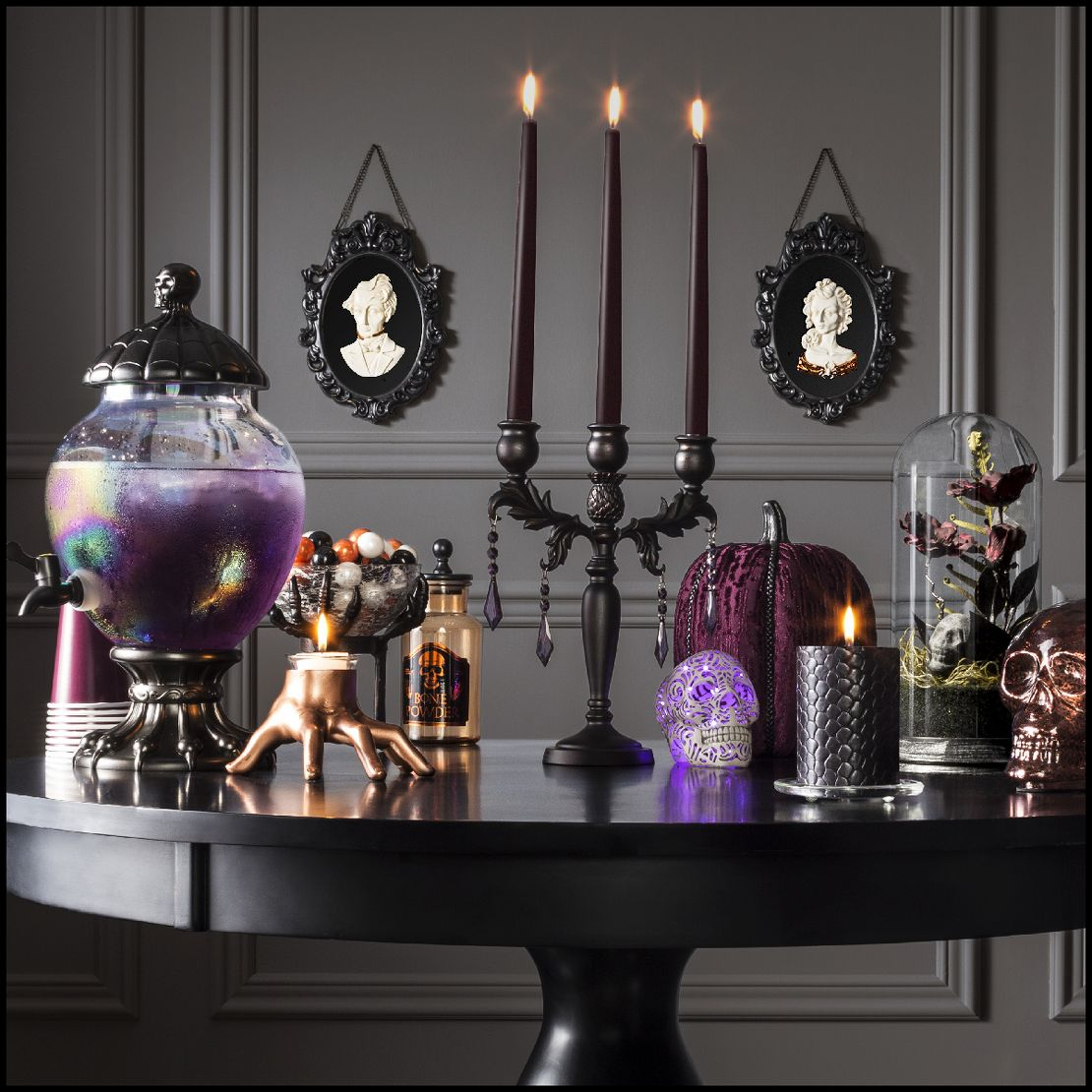 the nocturne collection - Halloween Clearance Decorations