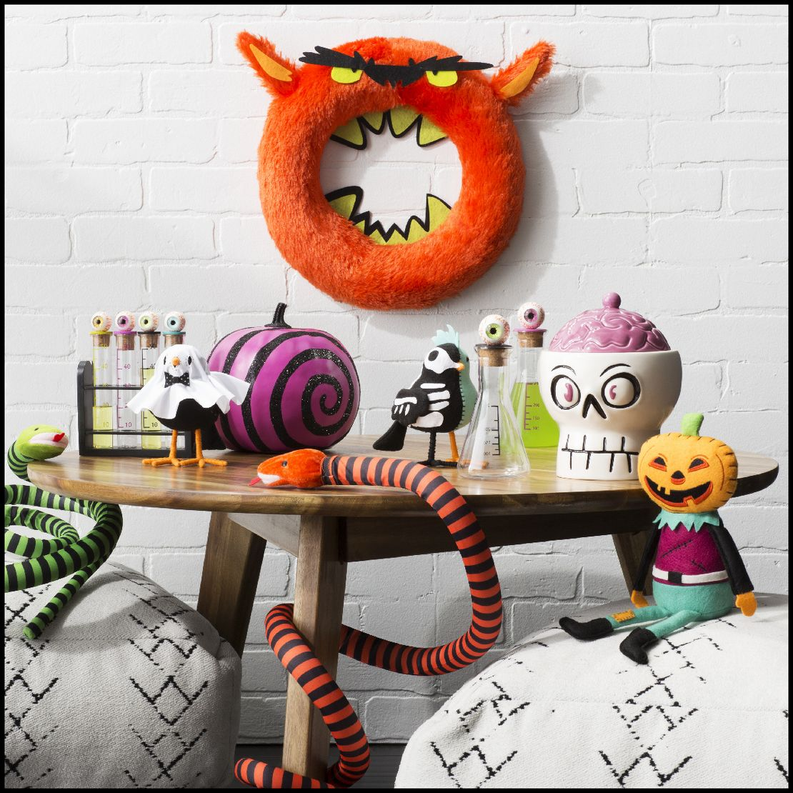 the mad lab collection - Halloween Decorations Pictures