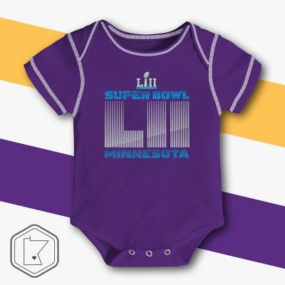NFL Super Bowl 52 Infant Bodysuit