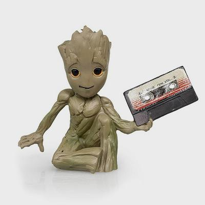 Surreal Entertainment Guardians of the Galaxy Baby Groot   3D magnet   Collector's Edition