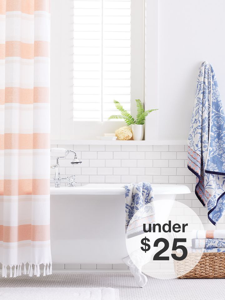 Shower Curtain : Bath : Target