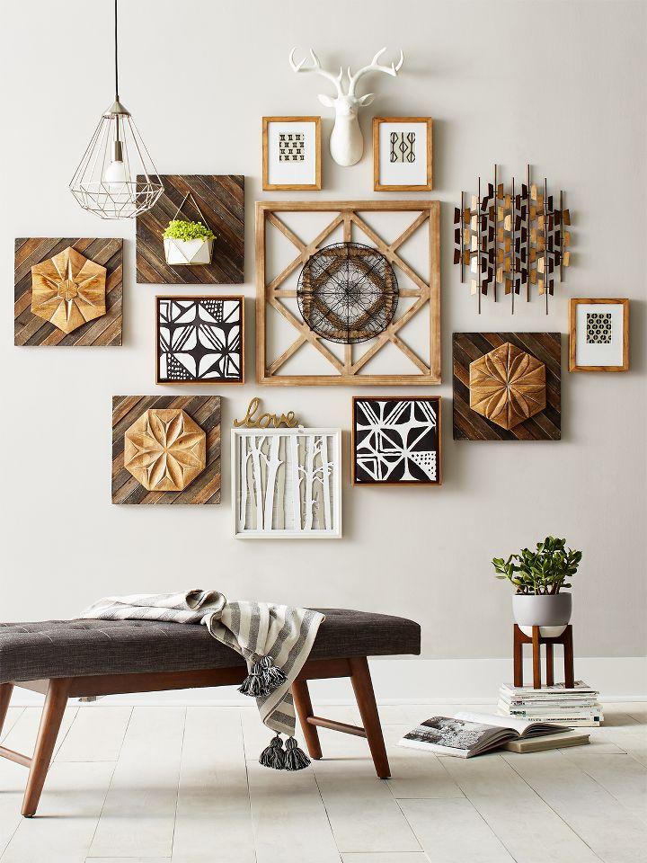wall decor target. Black Bedroom Furniture Sets. Home Design Ideas