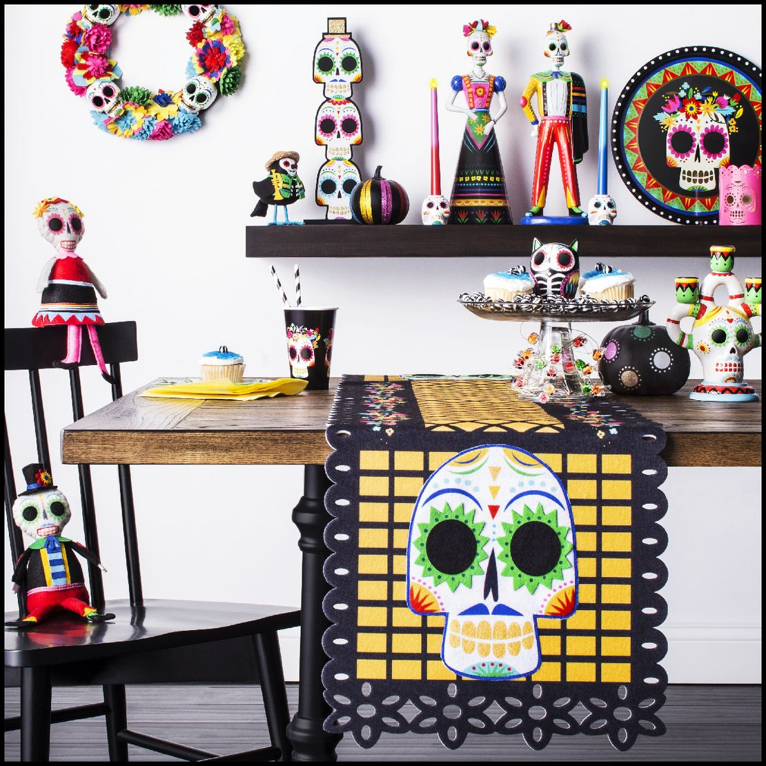 the day of the dead collection - Halloween Decorations Pictures