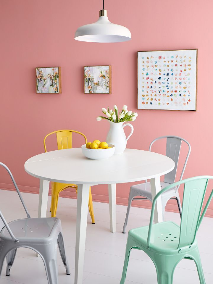Spring Mix Match Dining Chairs