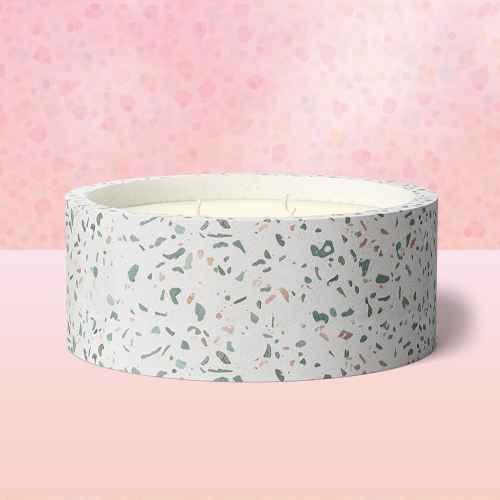 14.5oz Terrazzo Candle White - Project 62™