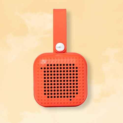 heyday™ Speaker Mini - Vibrant Coral
