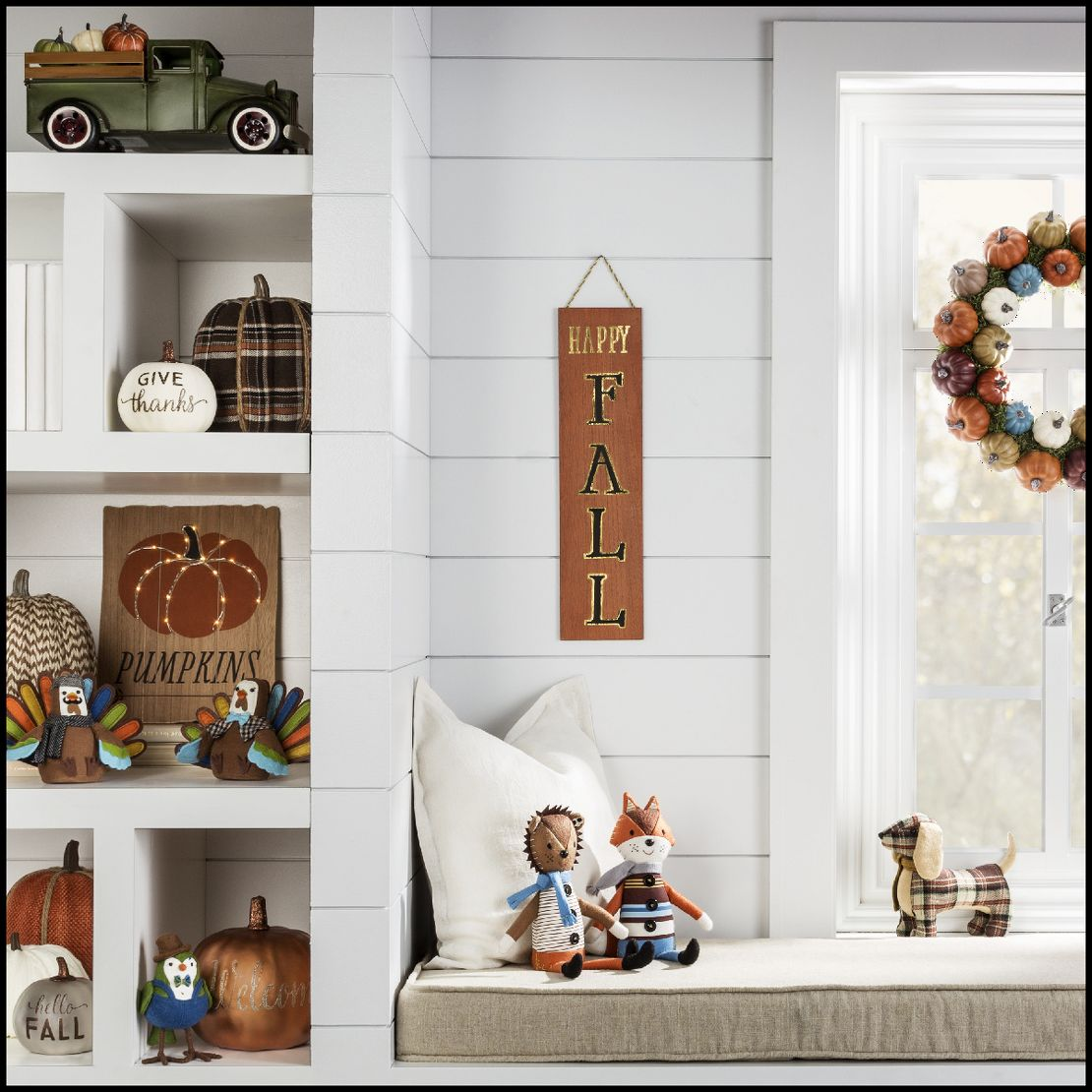 the fall harvest decor collection - Decor For Halloween