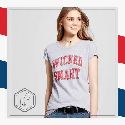 Women's Boston Wicked Smaht T-Shirt