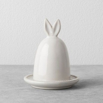 Bunny Egg Cup - Cream - Hearth & Hand™ with Magnolia