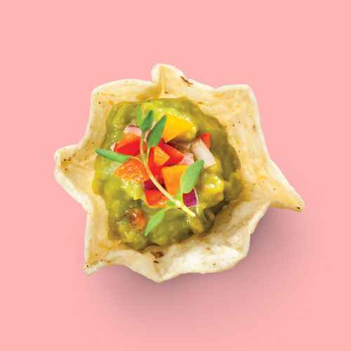 Tostitos Scoops Tortilla Chips -10oz, Homestyle Guacamole - 10oz - Good & Gather™