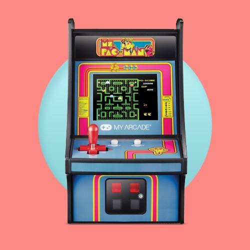 My Arcade Ms. Pac-Man Micro Player Retro Arcade