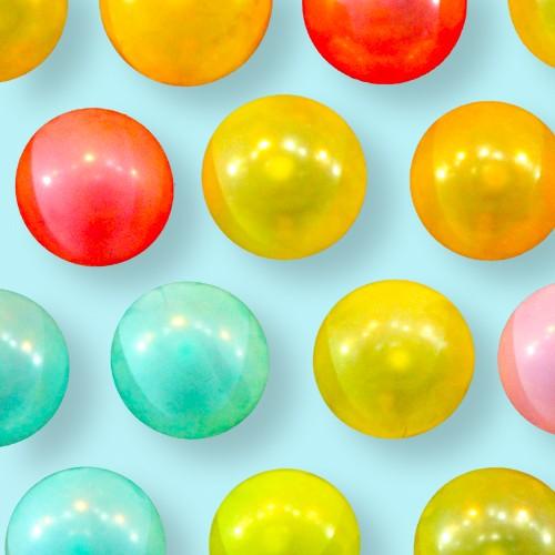 15ct Color Mix Balloons - Spritz™