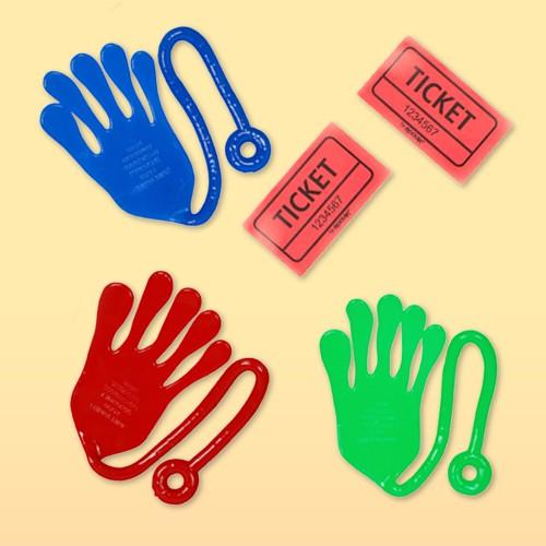 6ct Jumbo Sticky Hand - Spritz™