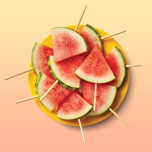 Mini Watermelon - Each, Seedless Watermelon - Each, Watermelon Chunks - 16oz, Watermelon Spears - 16oz