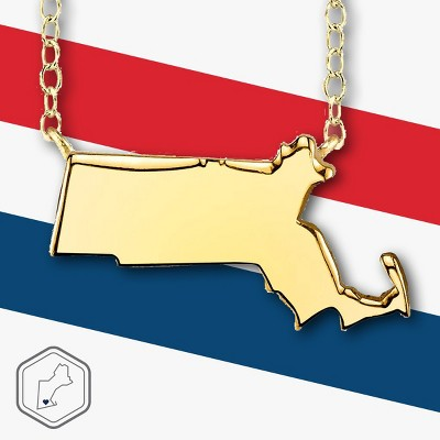 Footnotes State Pendant