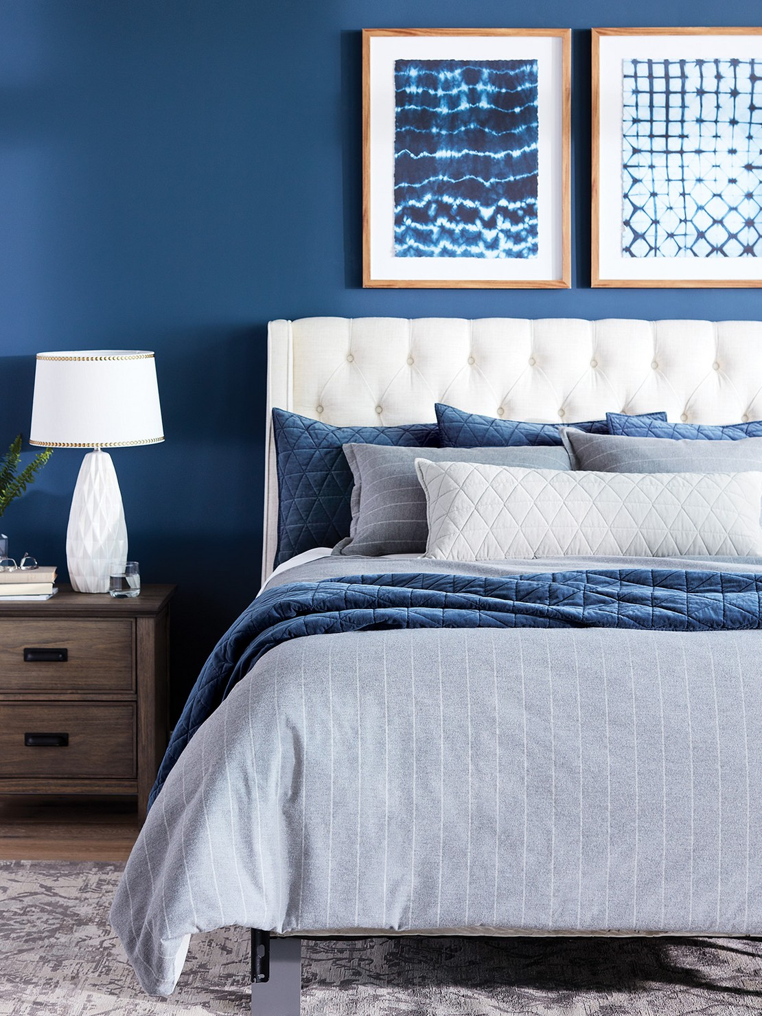 Bedroom Furniture Blue bedroom furniture : target