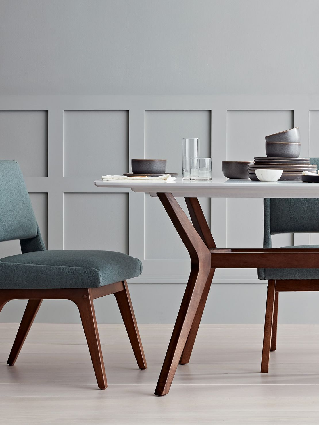 Sleek Modern Chairs From 5499 Project 62 Dining Furniture