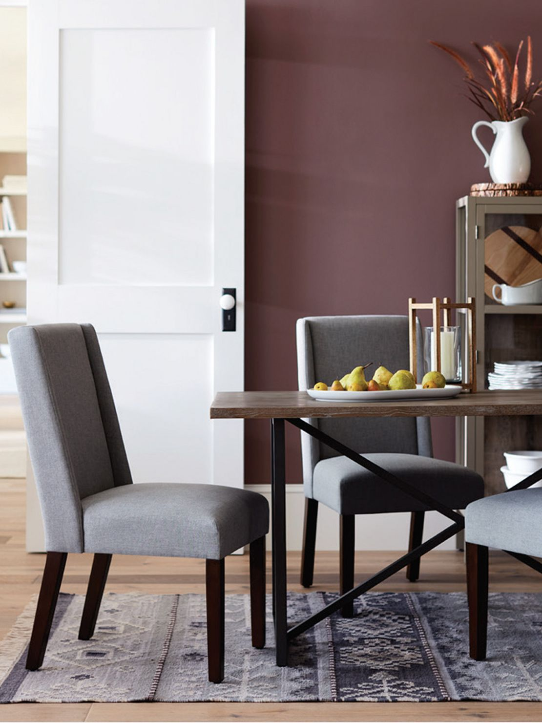 Create A Classic Dining Space With New Pieces Threshold Furniture