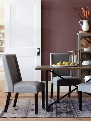 Create A Classic Dining Space With New Pieces. Threshold Dining Furniture Part 76