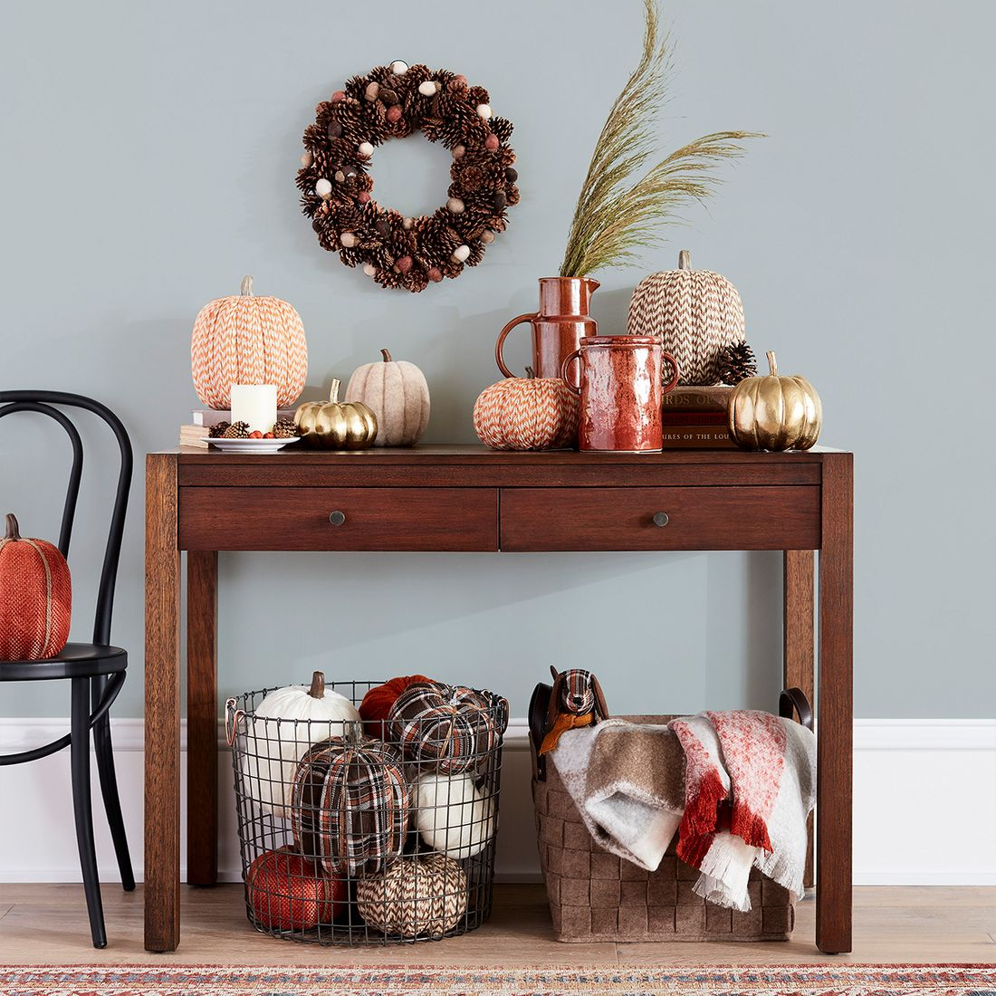 Fall decorations target