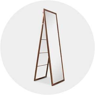 Floor Full Length Mirrors Target