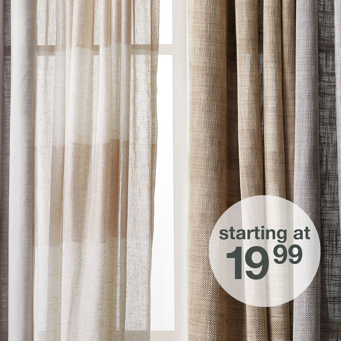 Window Treatments Target - Curtains and window treatments