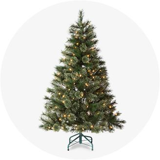 christmas trees wondershop - White Christmas Tree Lights