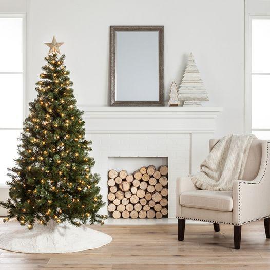 46 ft - Inexpensive Christmas Trees