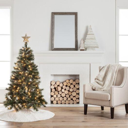 4 ft under - 4 Ft Christmas Tree