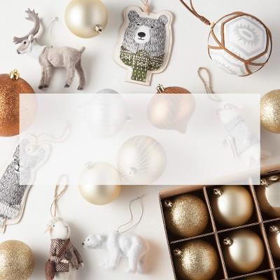 Target Christmas Tree Storage Part - 40: Ornament Set
