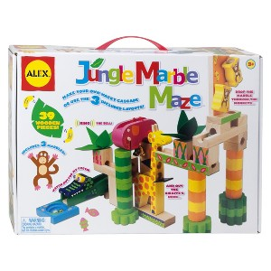 Alex Jungle Marble Maze, Building Set