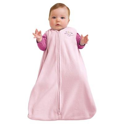 HALO® Sleepsack® Micro-Fleece Wearable Blanket - Soft Pink - XL