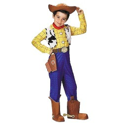 Disney Toy Story Boys' Woody Costume