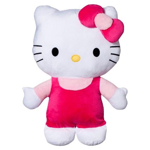 Hello Kitty Cuddle Pillow: Hello Kitty Plush